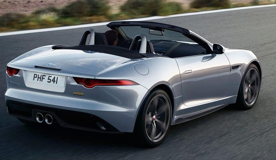 LEASE SPECIAL NEW 2020 JAGUAR F-TYPE CONVERTIBLE P380 AWD R-Dynamic - ONLY 1 AVAILABLE!