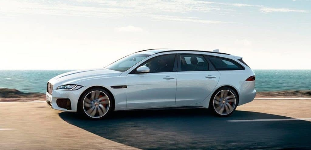 LEASE SPECIAL NEW 2018 JAGUAR XF SPORTBRAKE S AWD - ONLY 3 AVAILABLE!