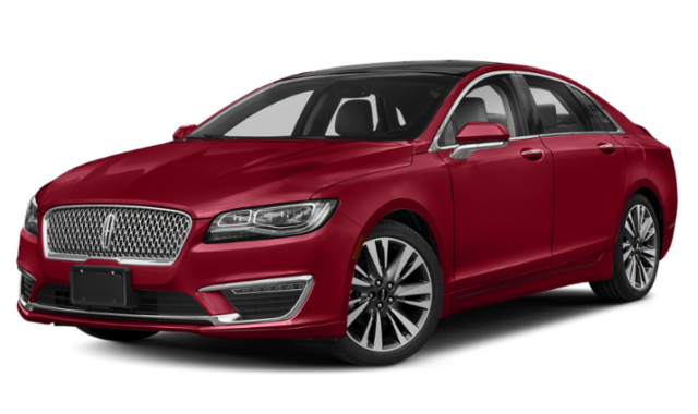 2019 lincoln mkz red