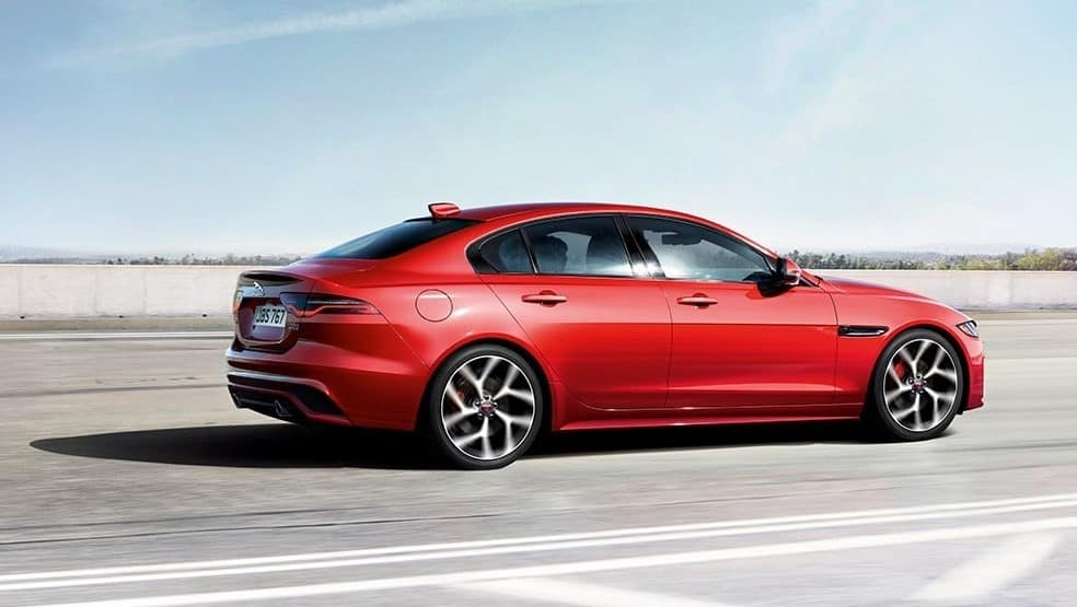 LOANER LEASE SPECIAL 2020 JAGUAR XE S AWD – Only 1 Available!