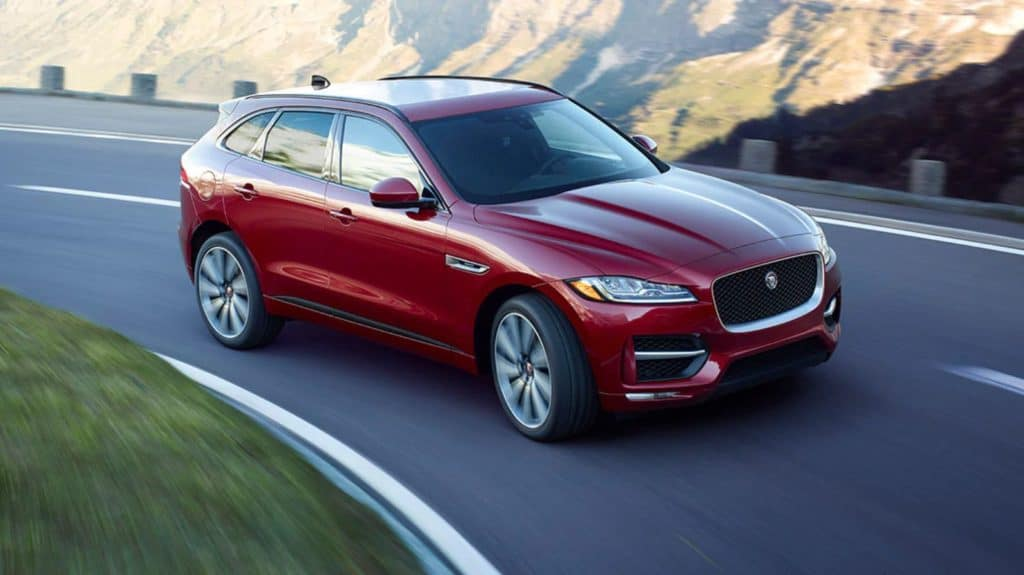 LEASE SPECIAL 2020 JAGUAR F-PACE 25T Premium AWD – only 4 cars available