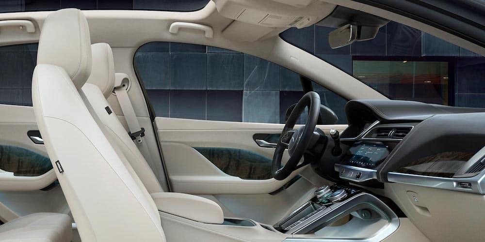 2020 Jaguar I-PACE Wide Interior View