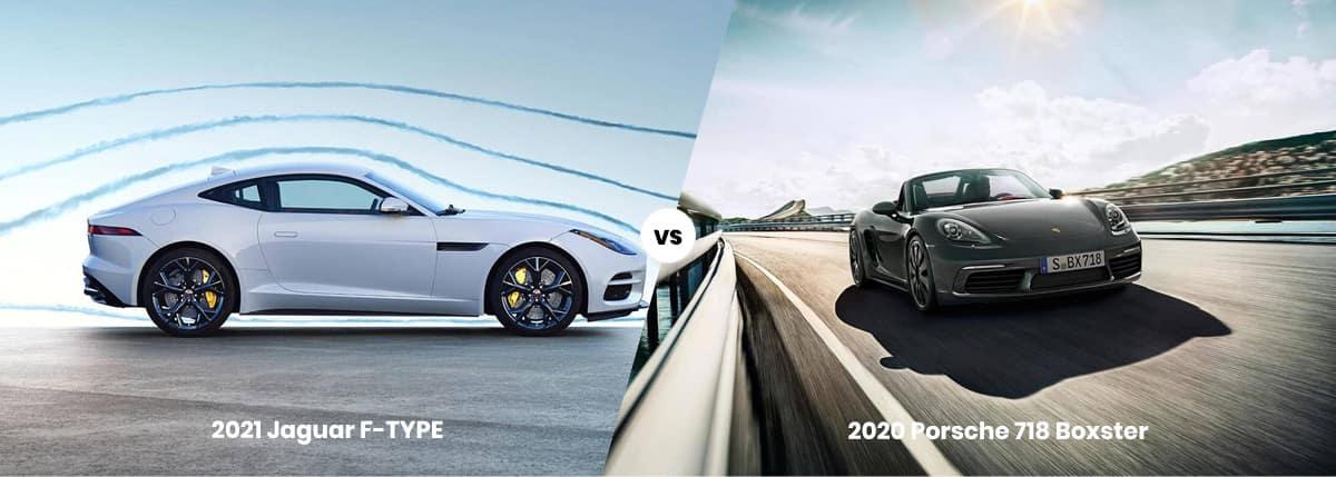 Jaguar vs. Porsche