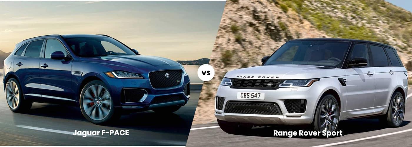 jaguar f-pace vs range rover sport