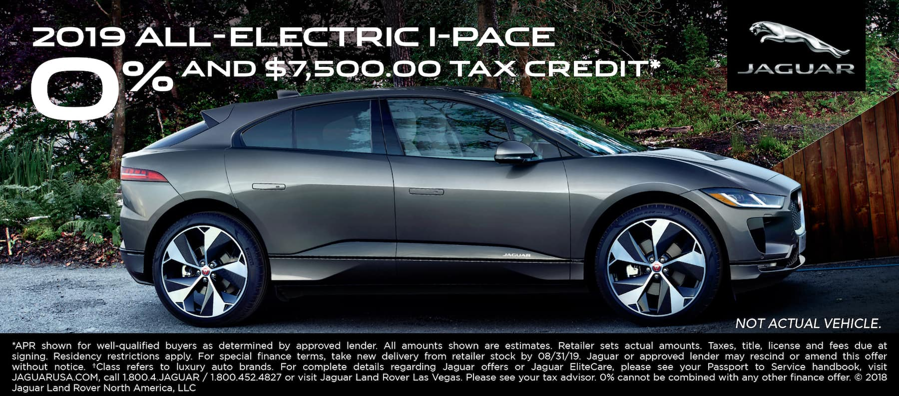 I-Pace special in las vegas