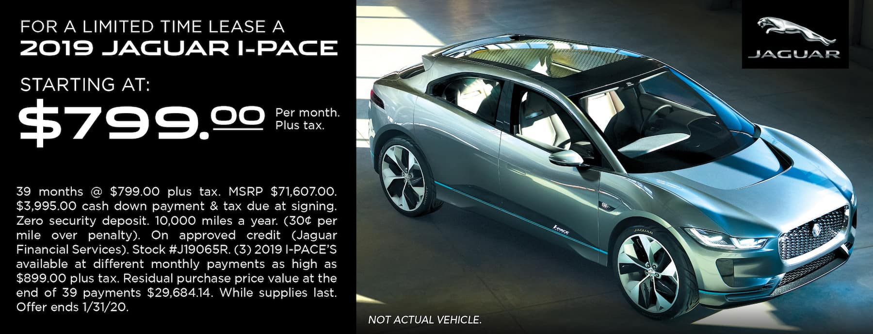 ipace lease offer