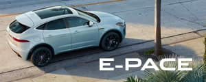Jaguar E-PACE SUV Model
