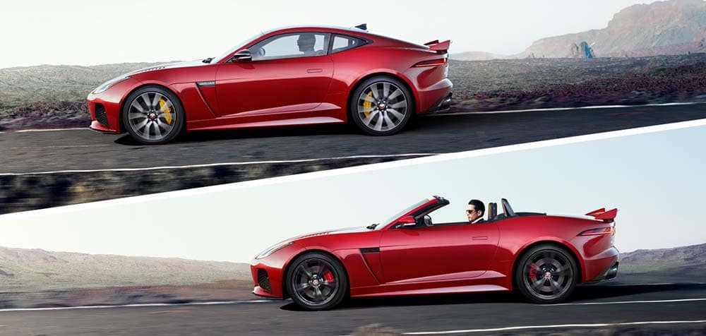 F-TYPE Configurations