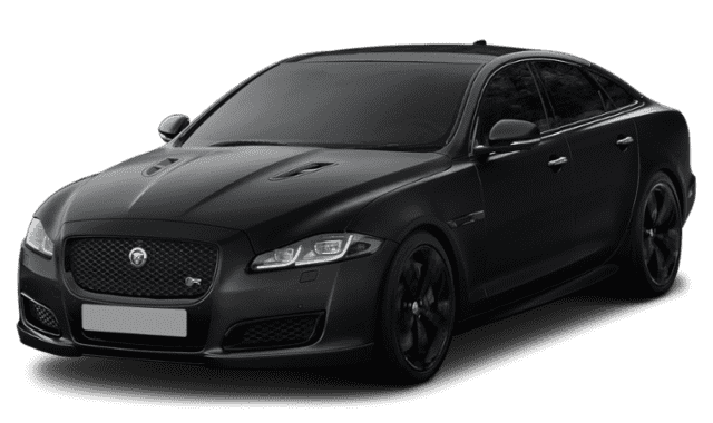 Black 2019 Jaguar XJ