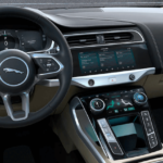 jaguar i pace interior dashboard