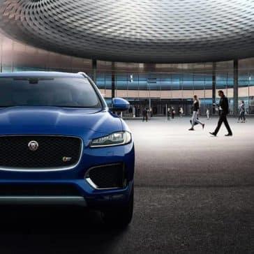 2020 Jaguar F-Pace Grill