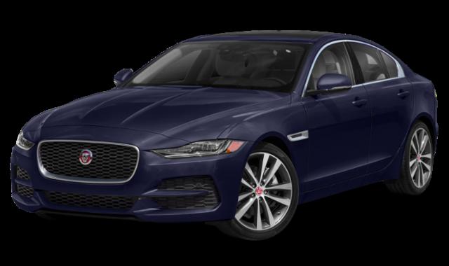 2020 Jaguar XE comparison thumbnail