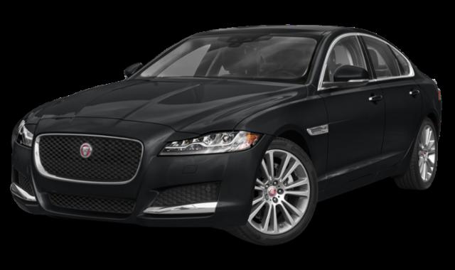 2020 Jaguar XF comparison thumbnail