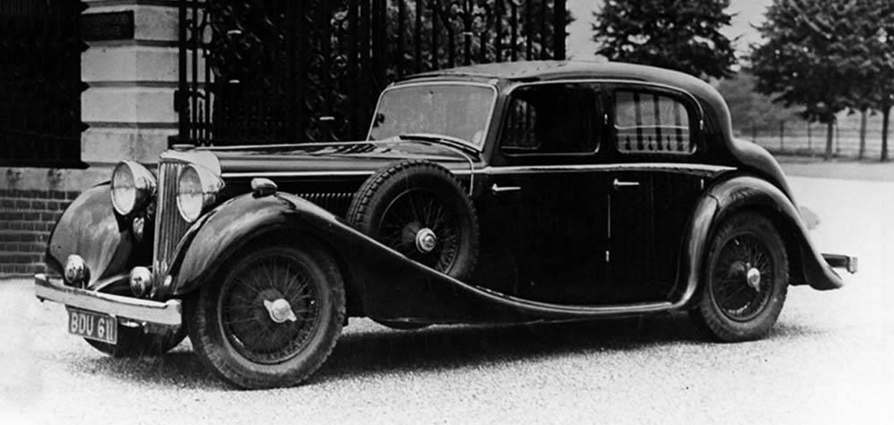 1935 Jaguar SS