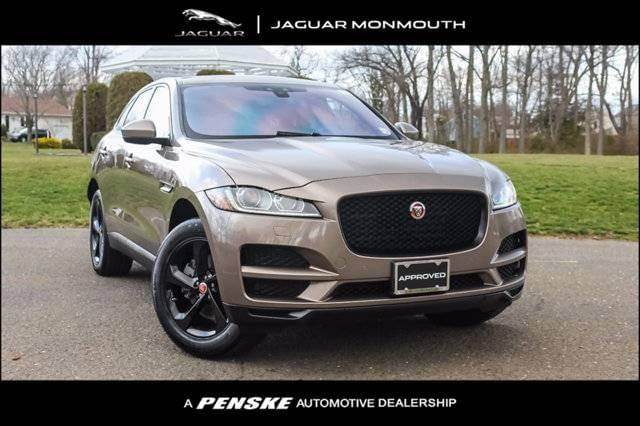 LEASE THIS CERTIFIED PRE-OWNED 2017 JAGUAR F-PACE AWD FOR $599 PER MONTH WITH $0 DOWN AND $0 SECURITY DEPOSIT. ORIGINAL FACTORY MSRP $53,327