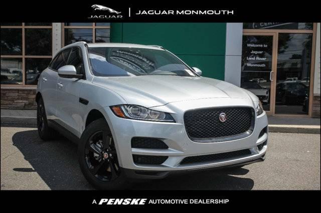 New 2017 Jaguar F-pace Lease