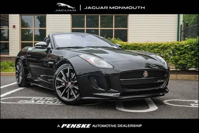 New 2017 Jaguar F-Type Convertible Lease