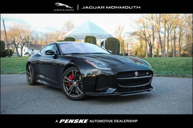 New 2017 Jaguar F-Type Coupe Lease
