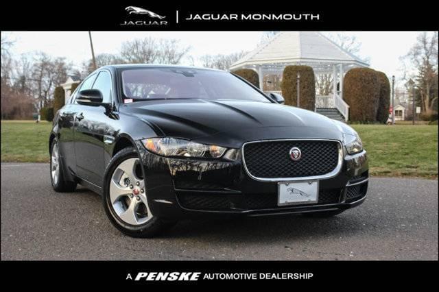 New 2017 Jaguar XE Lease