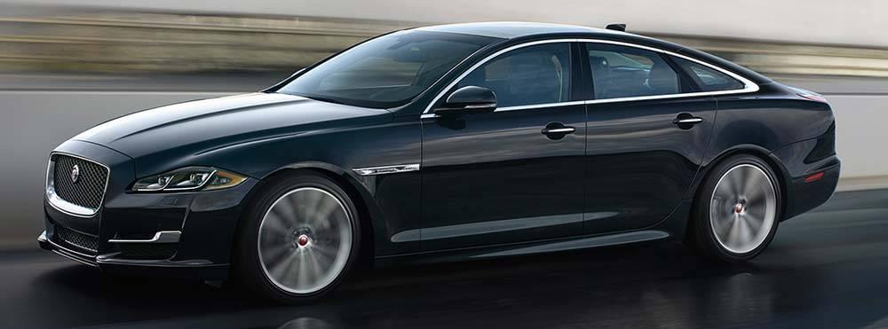2017 Jaguar XJ Performance