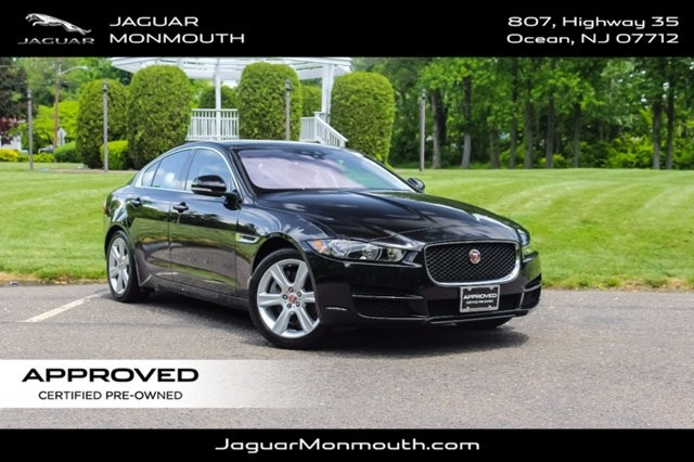 LEASE THIS CERTIFIED PRE-OWNED 2017 JAGUAR XE 2.0d AWD PRESTIGE FOR $377 PER MONTH WITH $0 DOWN AND $0 SECURITY DEPOSIT. ORIGINAL FACTORY MSRP $47,768