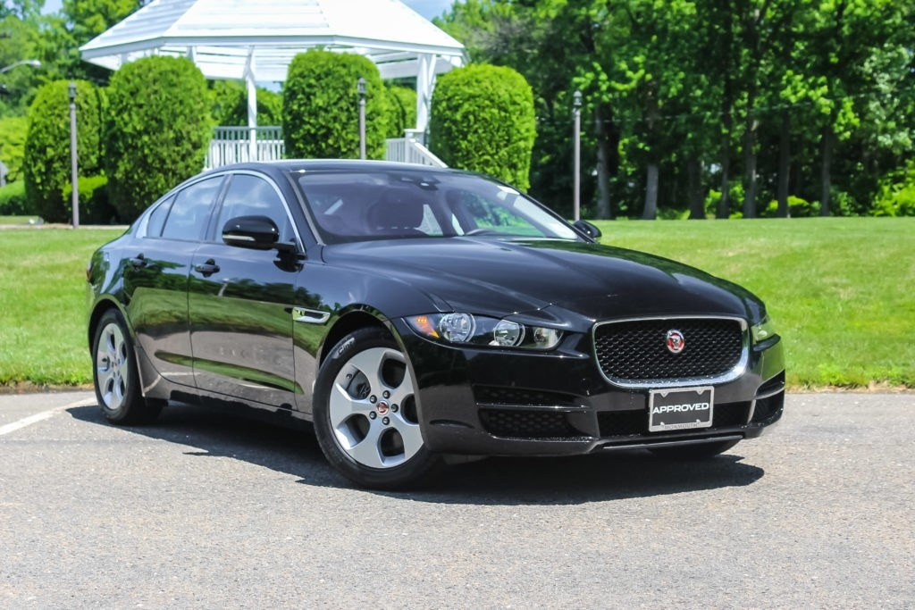 LEASE THIS CERTIFIED PRE-OWNED 2017 JAGUAR XE 2.0 FOR $248 PER MONTH WITH $0 DOWN AND $0 SECURITY DEPOSIT. ORIGINAL FACTORY MSRP $37,083