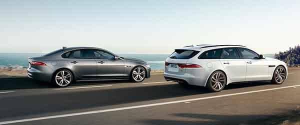 2018 Jaguar XF Performance