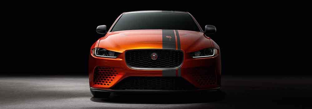 Jaguar XE Project 8 SVO