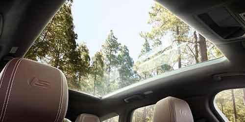 2018 Jaguar XF Panoramic Roof