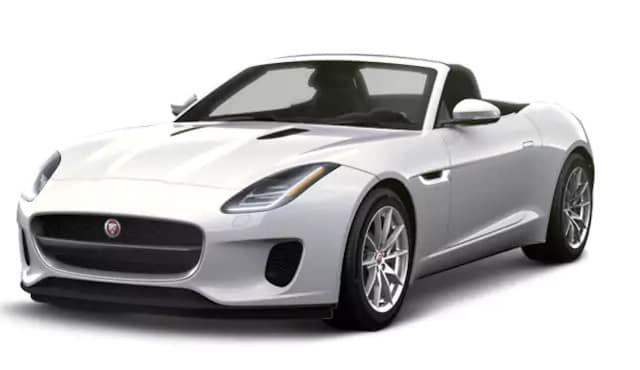 2018 Jaguar F-TYPE Convertible 2.0L Lease