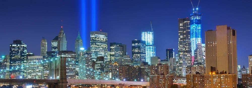 World Trade Center Newyork Skyline Memorial