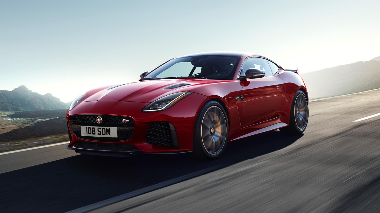 2020 Jaguar F-TYPE performance