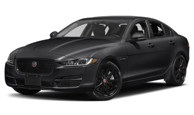 2019 jaguar xe black exterior