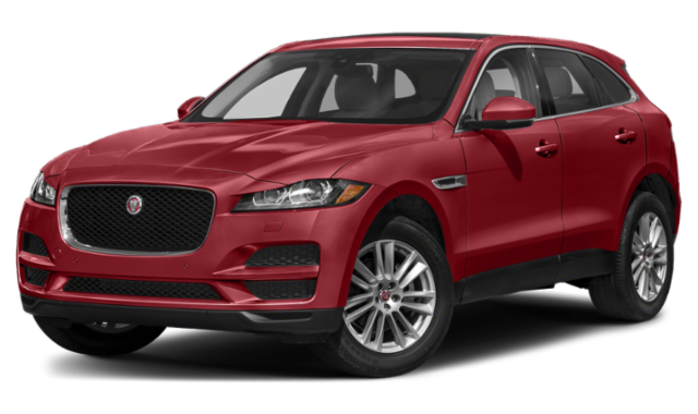 2020 jaguar f-pace red exterior