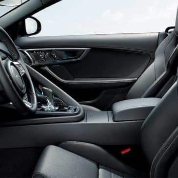 2020 Jaguar F-Type Front Seat
