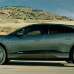 Gray 2020 Jaguar I-PACE