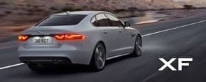 2017 Jaguar XF White