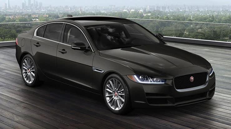 2019 Jaguar XE Portfolio