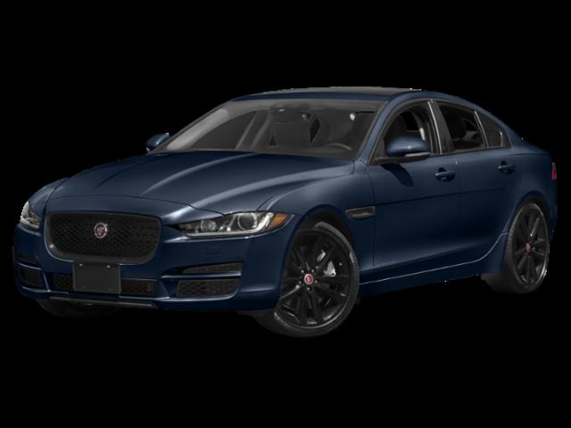 Blue 2019 Jaguar XE