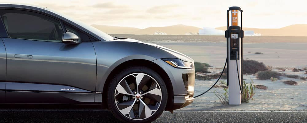 How Long Does it Take to Charge an Electric Car? | Jaguar
