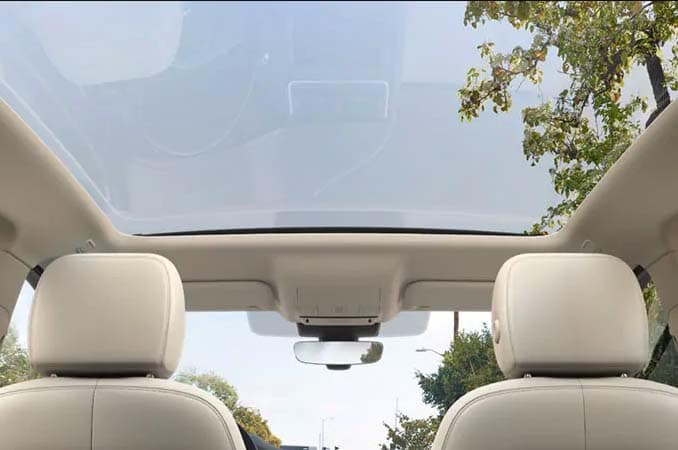Sunroof Vs Moonroof What S The Difference Jaguar Newport Beach