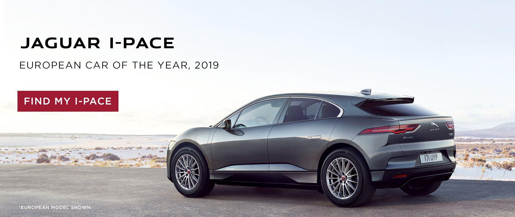 I-PACE Car of the Year