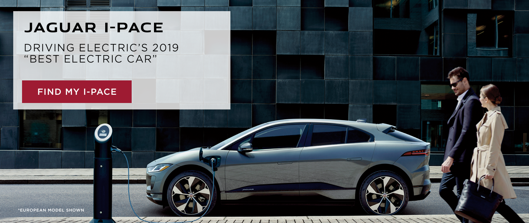 I-PACE Best Electric Car
