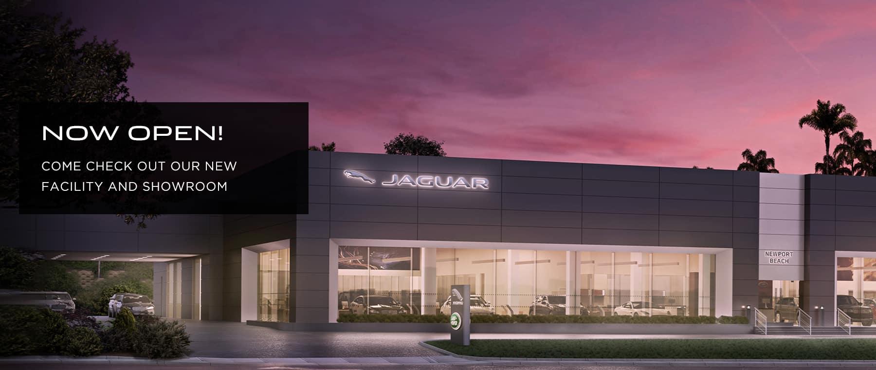 Jaguar Newport Beach