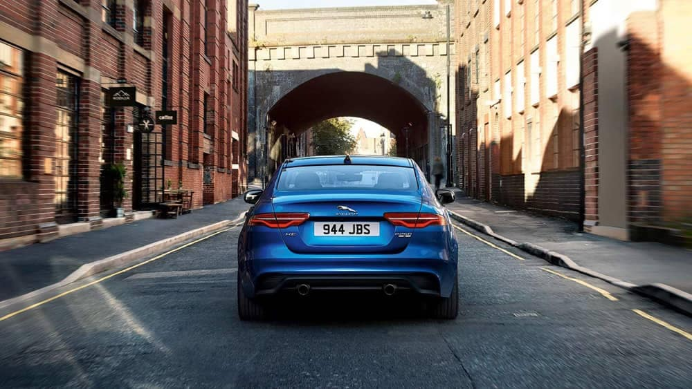 2020 Jaguar XE In The City