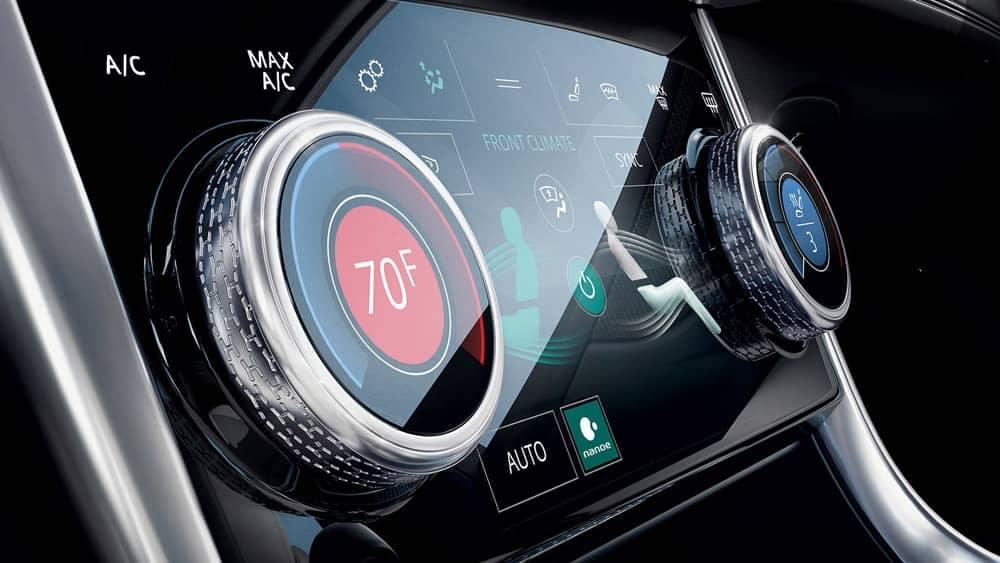 2020 Jaguar XE Guages