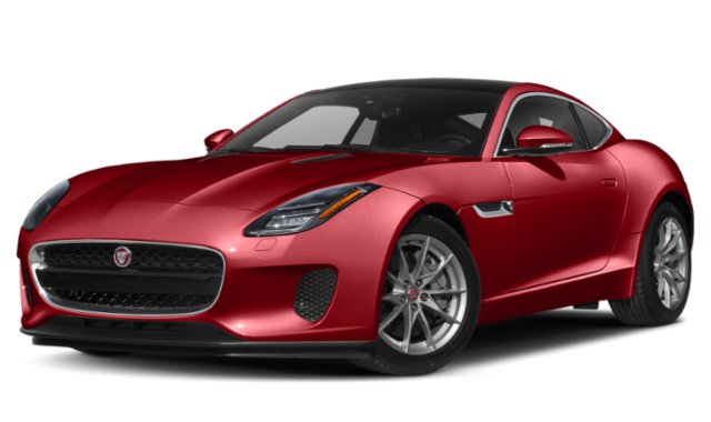 2020 Jaguare F-Type Red image
