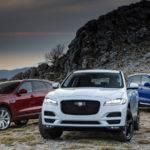 2017 Jaguar F-Pace Trio