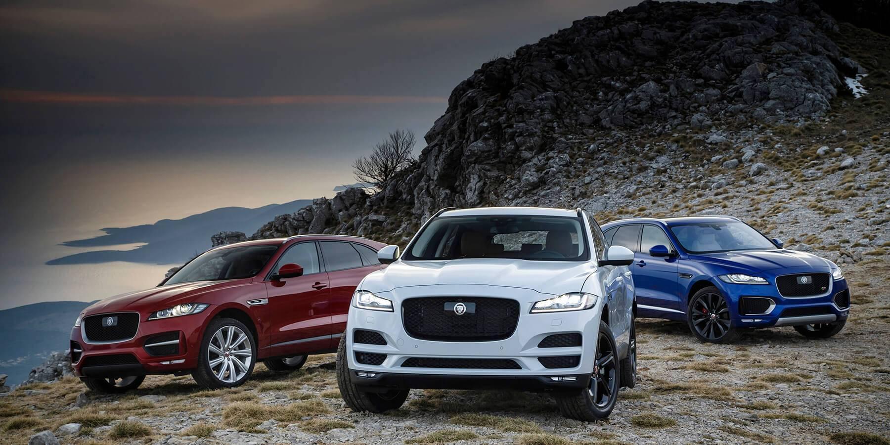 2017 Jaguar Lineup >> What Does The Jaguar F Pace Cost Jaguar North Scottsdale