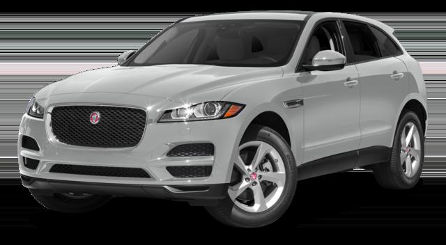 2017 Jaguar F-Pace Silver